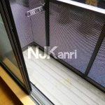 【カサアリヴィオ】三鷹市上連雀2丁目のバストイレ独立・ガスコンロ付1DK賃貸(バルコニーの写真)