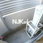 三鷹市上連雀1丁目の室内リノベーション1LDK賃貸マンション【ファミーユ・ドゥ・ボア】(バルコニーの写真)