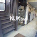 三鷹駅徒歩15分、武蔵野市西久保3丁目のバストイレ独立ロフト付1DK賃貸マンション(共用部分の写真)