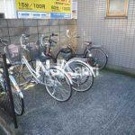 三鷹駅徒歩10分,武蔵野市中町2丁目のEV付バストイレ別1Kマンション(共用部分の写真)