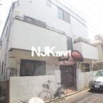 【コーポノブ】武蔵野市緑町1丁目の賃貸マンション(外観写真)