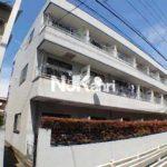 【ウエストコート】武蔵野市中町2丁目賃貸1Kマンション(外観)