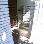三鷹駅徒歩7分、武蔵野市中町1丁目のコンクリート打ち放しデザイナーズマンション(共用部分の写真)