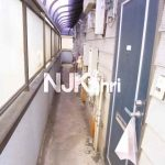 三鷹駅徒歩8分、三鷹市上連雀4丁目のバストイレ別賃貸1Kアパート(共用部分の写真)