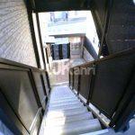 三鷹駅徒歩7分、武蔵野市御殿山2丁目のオートロック付きマンション(共用部分の写真)