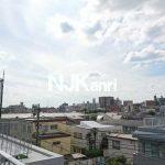 【DECKS】三鷹下連雀2丁目のデザイナーズマンション(眺望の写真)