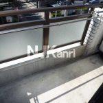武蔵野市中町2丁目の賃貸1Kマンション(バルコニーの写真)