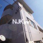 三鷹駅北口、武蔵野市中町2丁目のRC造バストイレ洗面独立1K賃貸マンション(外観写真)