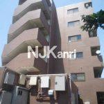三鷹駅徒歩17分・武蔵野市関前2丁目のペット相談3LDK賃貸マンション(外観)