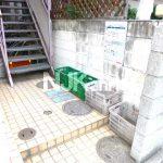 三鷹駅近賃貸アパート(共用部分の写真)