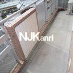 三鷹駅バス10分、武蔵野市関前4丁目の3LDK賃貸マンション(バルコニーの写真)