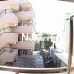 【グランドパレスマツミ】三鷹駅北口のリノベーション済1DK賃貸マンション(眺望の写真)