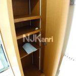 三鷹のRC造バストイレ別1Kマンション(玄関の写真)