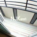 【クイントベルテ】三鷹駅徒歩12分、武蔵野市西久保3丁目の2DK賃貸コーポ(バルコニーの写真)