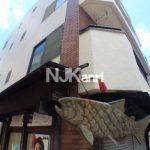 武蔵野市中町2丁目の2DK賃貸マンション(外観写真)