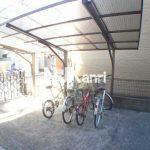 武蔵野市西久保2丁目の室内リノベーション2DK賃貸マンション【アルカディア武蔵野】(共用部分の写真)