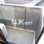 三鷹市上連雀5丁目の軽量鉄骨造1K賃貸アパート(バルコニーの写真)
