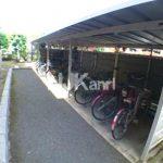 ドゥマンクレール三鷹(駐輪場の写真)